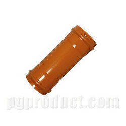 Soil And Waste Discharge Pipes ,Orange, Double Socket, piece ,Push Fit