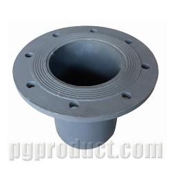 Spigot flange 110-500 mm