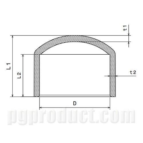 مسدودکننده توپی طوسی سیر (تحت فشار) - پلیمر گلپایگان