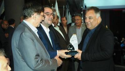 آیین تجلیل از واحدهای نمونه صنعت و معدن استان اصفهان