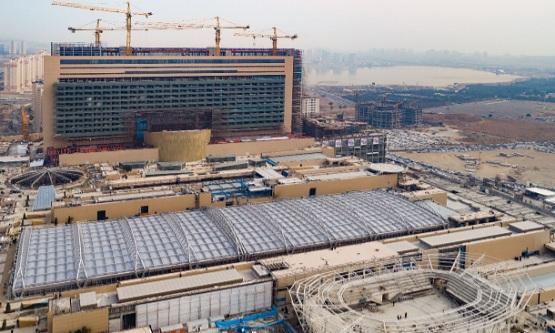 پروژه بزرگ ایران مال