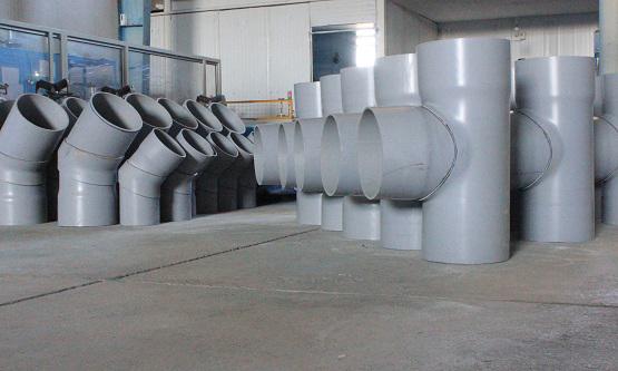 محصولات دست ساز شرکت پلیمر گلپایگان در شرکت نصب نیرو